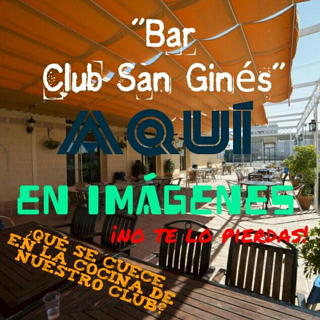 bar club san gines