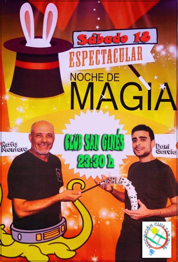 magia club san gines