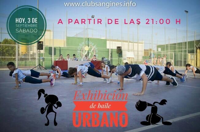 baile urbano 16